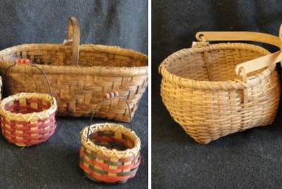 Mini, Twill and Shaker Baskets