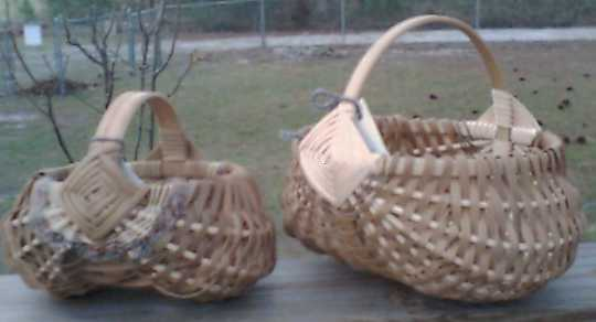 ribbed baskets