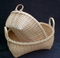 Shaker style Spoon baskets